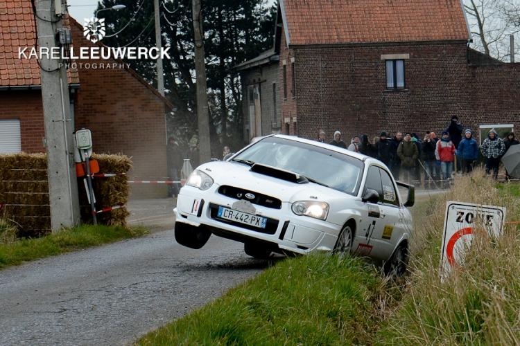 Rallysprint van Moorslede pakt uit met nieuw parcours