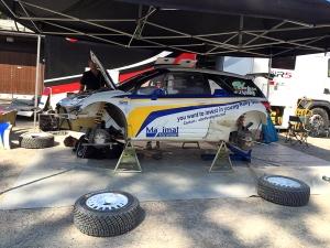 J-Motorsport met Bergkvist in WRC-2 in de Rally van Finland