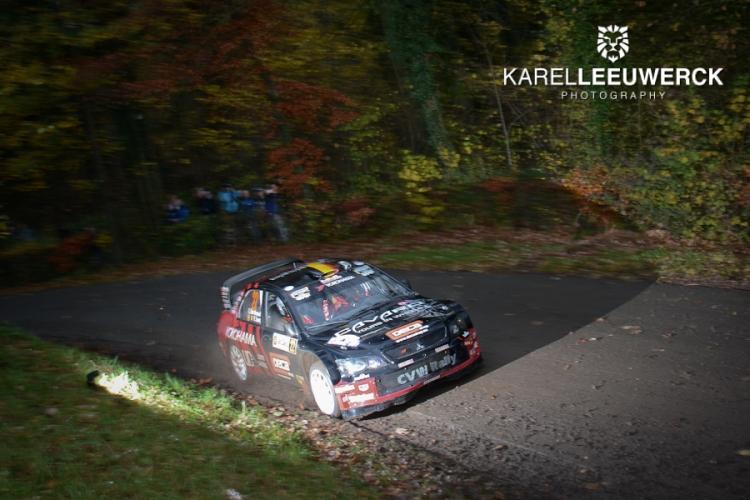 Nu zaterdag Rally Fever t.v.v. Chris Van Woensel