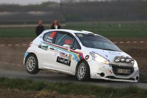 TAC Rally: De eerste R2-zege van Sébastien Bedoret
