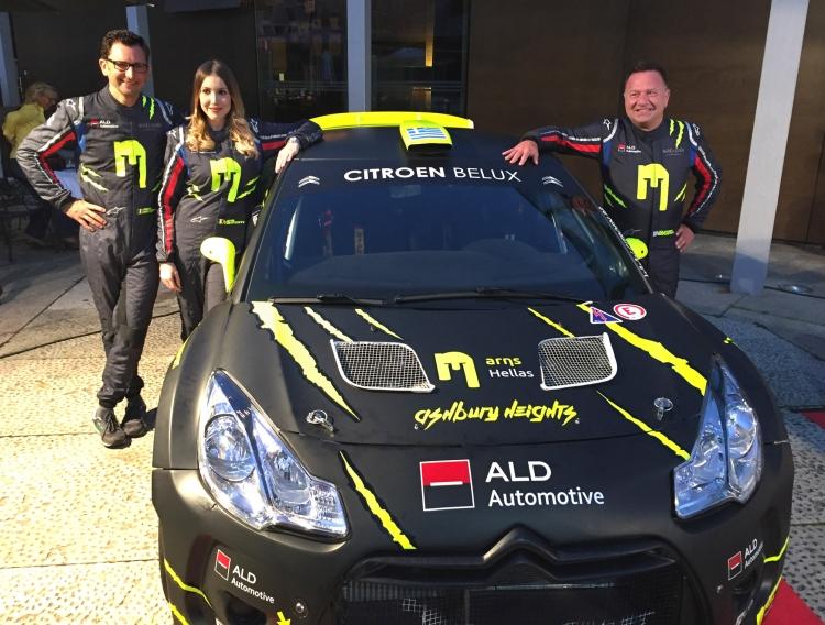 J-Motorsport op twee fronten in de Rally van Duitsland