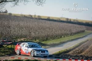 Franky Boulat blikt terug op de Rally van Haspengouw