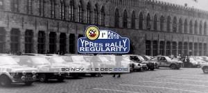 Ypres Rally regularity 2018: Eerste deelnemers bekend