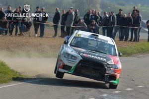 ASAF en Rallye de Wallonie zorgen voor extra animatie