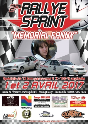 Preview Rallysprint Mémorial Fanny