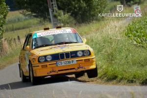 Condroz Rally Historic: Een prestigeduel Maes versus Maeyaert