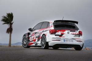 De VW Polo GTI R5 begint zijn carrière in Spanje