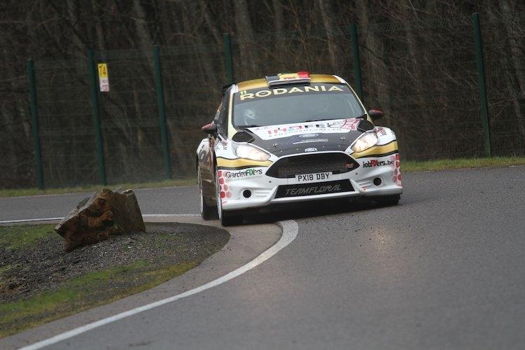 Drie Fiesta's R5 voor het JobFIXers Rally Team