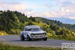 Podiumplaats voor Vanderspinnen – Vanoverschelde in Rallye du Mont Blanc Morzine VHC