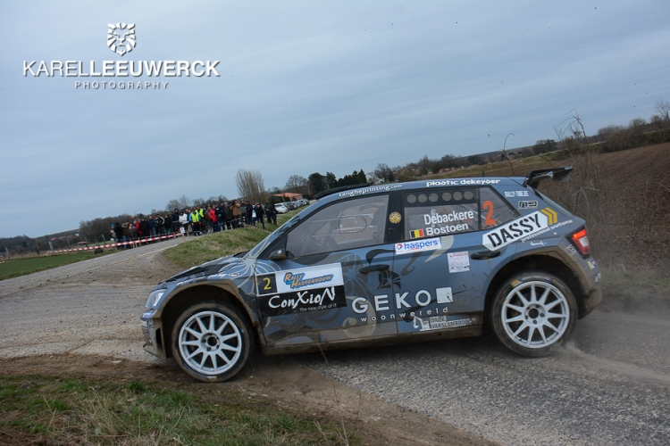 Belgian Rally Championship 2018 wordt nog spannender