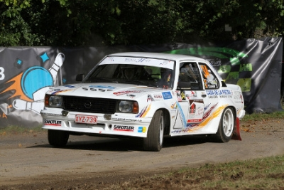 East Belgian Rally: Droogmans versus Hermann