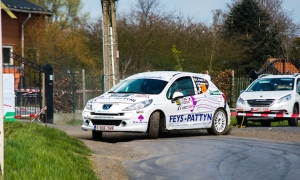 Christophe Panis kent frustrerende TAC Rally na vermogensverlies