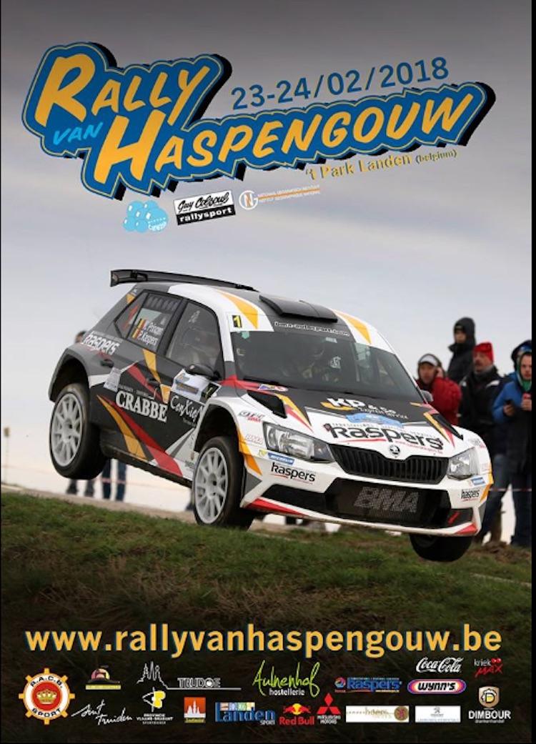 Rally van Haspengouw: Nog 2 weken om in te schrijven…