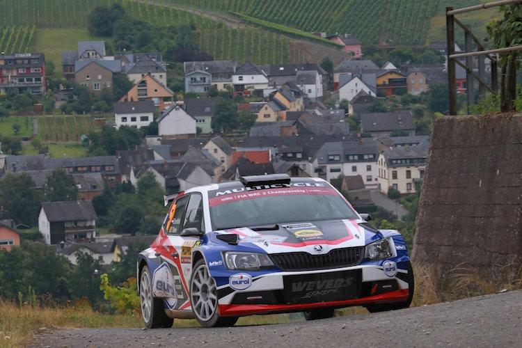 Bernhard ten Brinke start in WRC en Eurol Hellendoorn rally