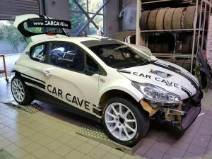 Ypres Rally: Patrick Snijers opnieuw met Car Cave aan de start