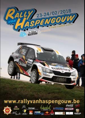 Inschrijvingen stromen binnen voor Rally van Haspengouw
