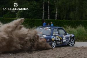 Ward Hanssens: De Condroz Rally wordt mijn laatste wedstrijd
