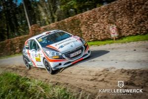 Junior BRC Tielt: Succesvol debuut voor Gilles Pyck