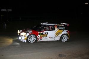 Kevin Demaerschalk gaat de uitdaging van de Rallye de Wallonie aan