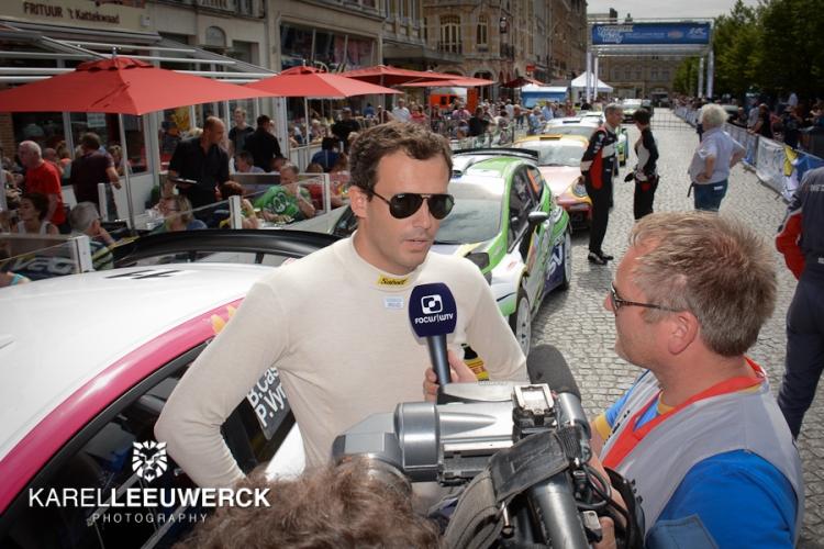 Het Belgian Rally Championship 2016 in cijfers