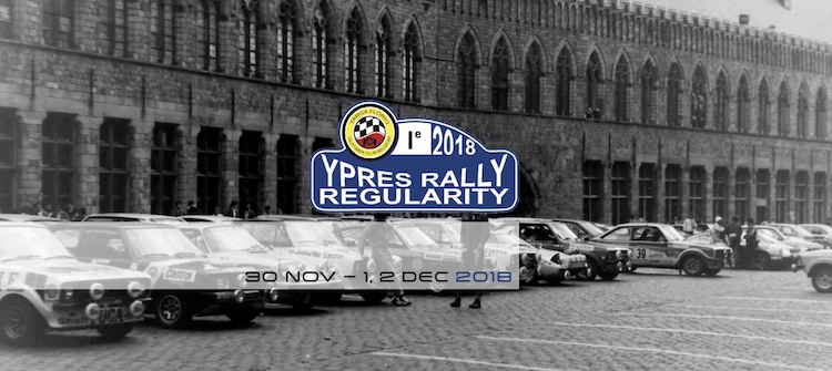 SuperStage pakt uit met de Ypres Rally Regularity