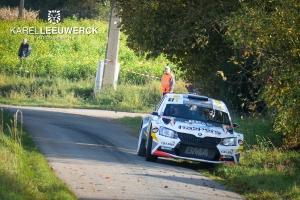 Kris Princen wint de Condroz Rally