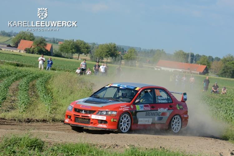 De Kenotek Ypres Rally heet de FIA Benelux Rally Trophy welkom