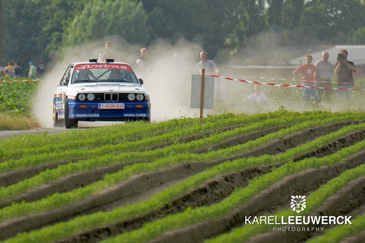 Ypres Historic Rally Shakedown flitst rallyweekend op gang