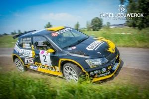 Prachtig startveld voor Nederlandse GTC Rally
