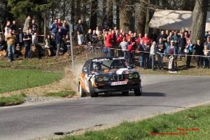 Rallye des Ardennes geannuleerd