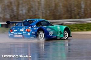 Rally de Wallonie: Falken Drift Team present op de Citadel