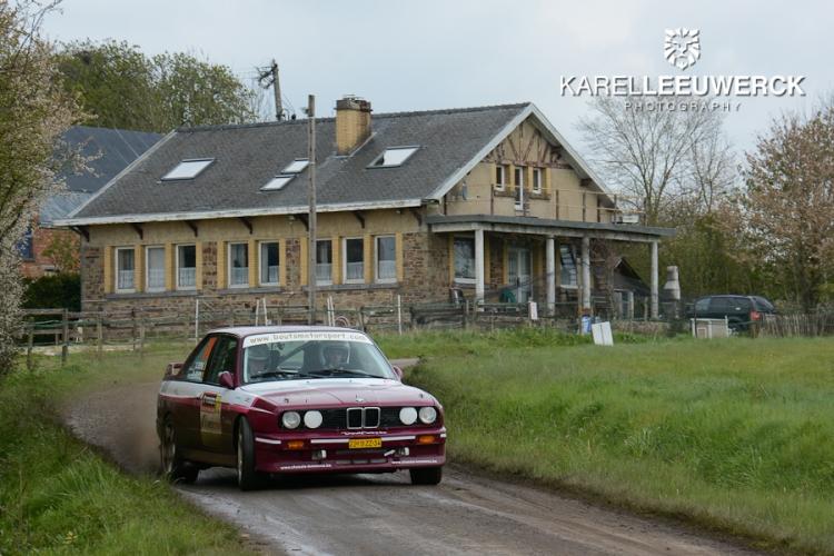 Rallye de Wallonie: Manu Bouts houdt de zege thuis