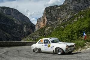 Kurt Vanderspinnen tweede in de Rallye d'Antibes Côte d'Azur