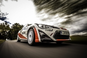 Condroz Rally: Polle Geusens enthousiast over de Toyota GT86 CS-R3