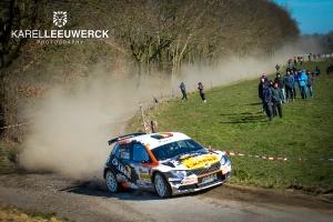 BMA opent het Belgian Rally Championship met een overwinning