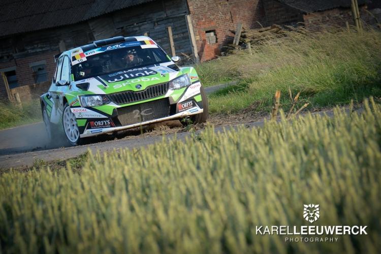 Freddy Loix wint de Kenotek Ypres Rally!