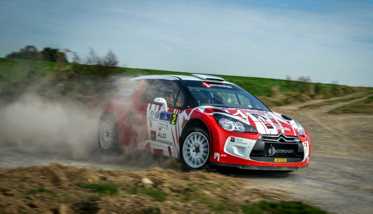 J-Motorsport ondanks alles toch tevreden terug uit Luxemburg