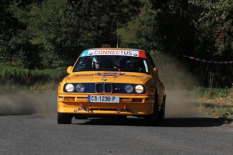 East Belgian Rally: Deveux kampioen, maar Maes wint bij de historics