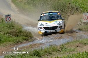 Historisch succes voor Opel in Ieper