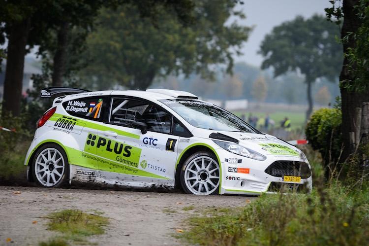 GTC Rally verhuist naar Den Goubergh