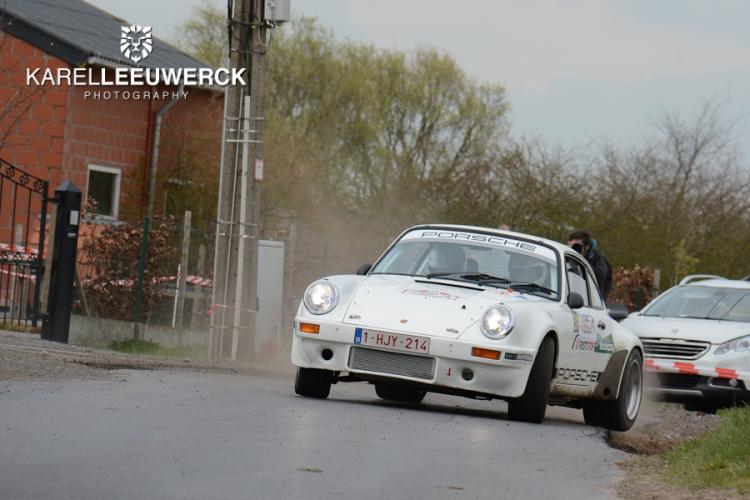TAC Rally: Verrassende finale met Stouf als winnaar