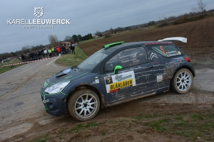 Full house voor Autostal Atlantic in Ypres Rally