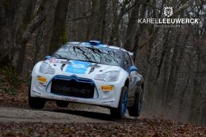 Herock Spa Rally: Strijd op alle niveaus!
