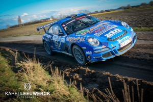 Tweede zege voor Andy Lefevere in Rallysprint van Moorslede
