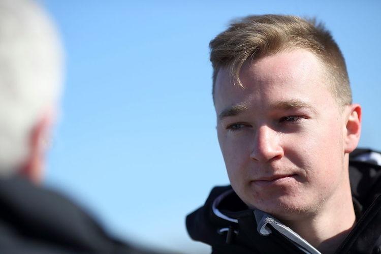 Sébastien Bedoret het nieuwe talent van Škoda België