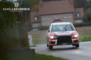 Andy Lefevere start seizoen pas in ORC Rally
