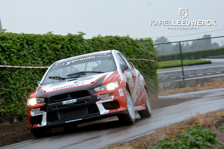 ORC Rally: Andy Lefevere back in business