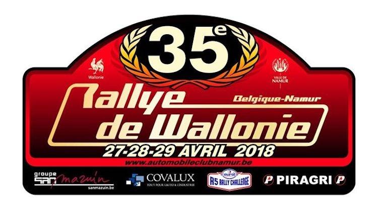 De 35ste Rally van Wallonië is klaar