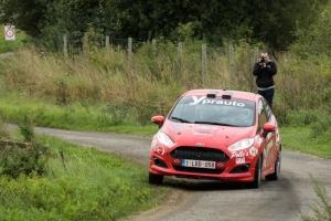 Seizoen van Polle Geusens van start in Rallye de Wallonie