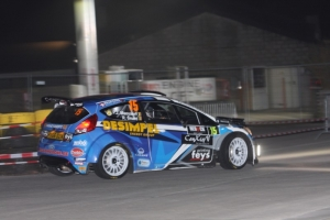 Spa Rally: Pieter-Jan Maeyaert tevreden ondanks opgave